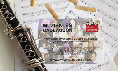 vivaldi music lessons MUZIEKLES CADEAUBON