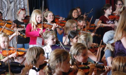 Vioolschool Stieneke Voorhoeve-Poot  Den Haag, Vivaldi Music Lessons