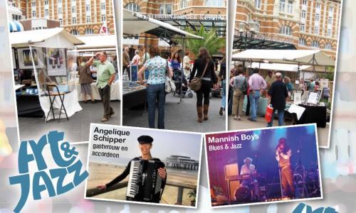 vivaldi music lessons Kunstmarkt Kurhausplein