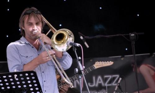 tromboneles in  Den Haag en Utrecht, Simon Pugsley