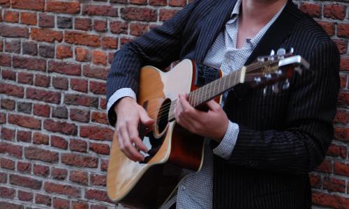 fabian gitaarles den haag