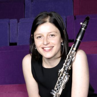 Private clarinet lessons in Rotterdam  to beginners and advanced - Paula Pantin - Also clarinet lessons in The Hague. Lessons can be given at your home.