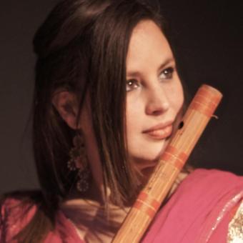 Bansuri of Dwarsfluit leren spelen in Rotterdam? Ook voor gevorderden! Boek een gratis proefles bij Aura Rascón