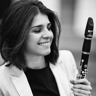Letizia Maula - Klarinetles Rotterdam Beginners en gevorderd.  Online klarinetlessen mogelijk. Alle leeftijden welkom!