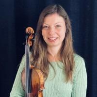 Aleksandra Liubomirova - Vioolles voor kinderen en volwassenen in Hilversum. Ook online vioollessen.